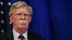BLOG - John Bolton ne saurait changer la position américaine sur le