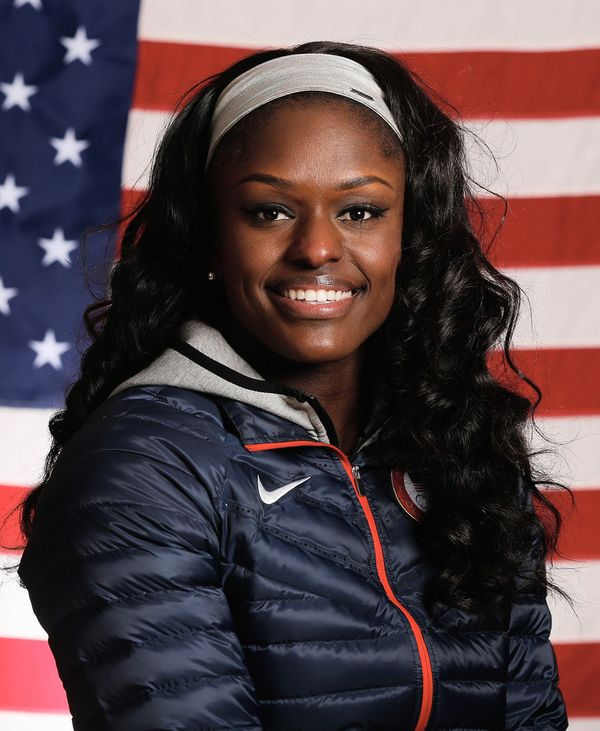 "Sport: Bobsleigh <br> <a href=""http://www.teamusa.org/Athletes/EV/Aja-Evans"" target=""_blank"">Team USA</a>"