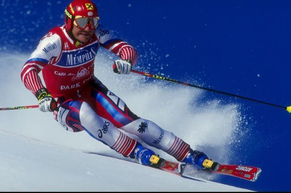 <strong>Who: </strong>Austrian skier Hermann Maier  <strong>Where: </strong>Nagano, Japan  <strong>What: </strong>Before read
