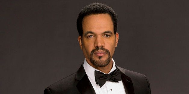LOS ANGELES - FEBRUARY 6: Kristoff St. John stars as Neil Winters in Daytime's #1 Drama, THE YOUNG AND THE RESTLESS, broadcas