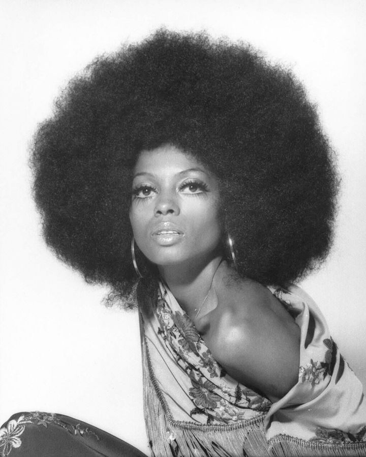 LOS ANGELES - JULY 16:  Singer Diana Ross poses for a portrait session on July 16, 1975 in Los Angeles. California (Photo by