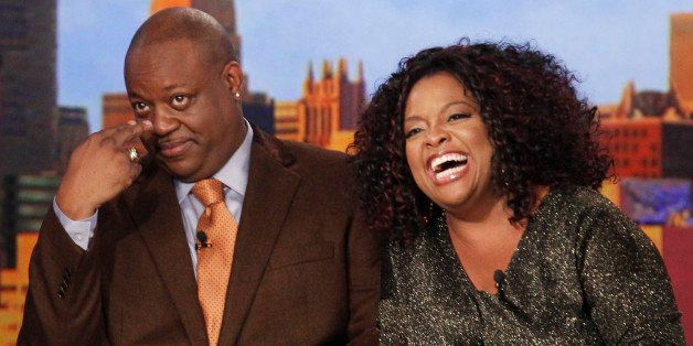 THE VIEW - (9.20.12) Sherri Shepherd's husband, Lamar Sally is today's guest co-host on 'The View.'  Guests include Dr. Mehme