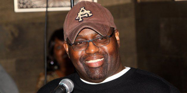 CHICAGO - JANUARY 15:  Deejay, producer and remix artist Frankie Knuckles, is interviewed during 'The Experience With Frankie
