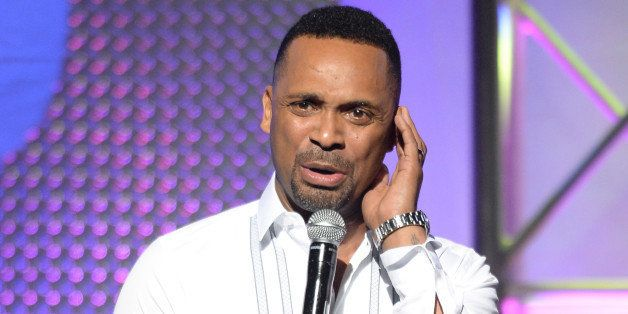 LOS ANGELES, CA - JUNE 28:  Comedian Mike Epps attends the Comedy Stage: Mike Epps during the 2013 BET Experience at Club Nok