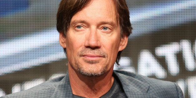 BEVERLY HILLS, CA - JULY 09:  Actor Kevin Sorbo speaks onstage at the 'Heartbreakers' panel during the Discovery Communicatio