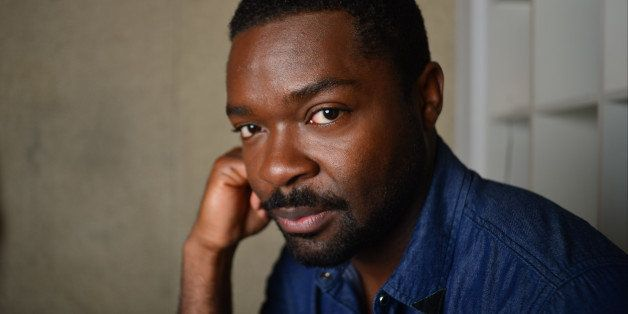 MIAMI BEACH, FL - MARCH 10: (EXCLUSIVE COVERAGE) Actor David Oyelowo poses for a portrait session promoting his new film 'Def