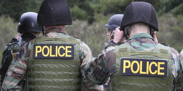 The Failed 'War on Drugs' Is Militarizing Law Enforcement