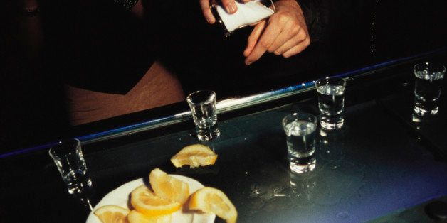 Tequila Shots (Photo by Universal Images Group via Getty Images)