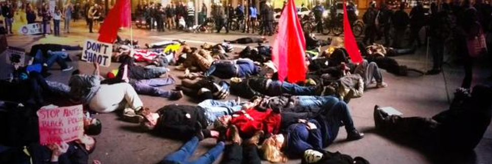 Denver protest on Dec. 13, 2014.