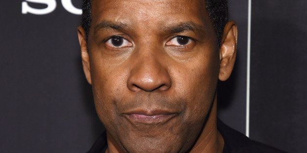 NEW YORK, NY - SEPTEMBER 22:  Actor Denzel Washington attends the 'The Equalizer' New York premiere at AMC Lincoln Square The