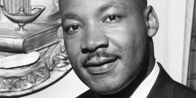 circa 1960:  American clergyman and civil rights leader Martin Luther King Jr (1929  - 1968).  (Photo by Consolidated News Pi
