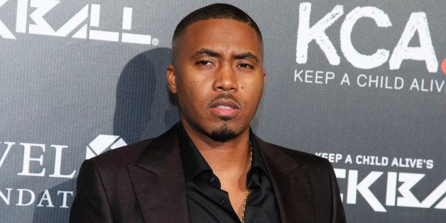 Nas attends Keep a Child Alive's 2014 Black Ball at the Hammerstein Ballroom on Thursday, Oct. 30, 2014, in New York. (Phot