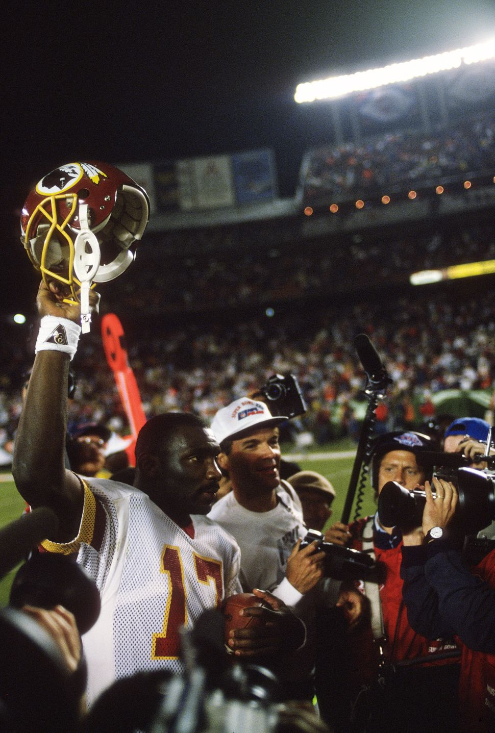 promo code 776aa bbf84 Former NFL Player Doug Williams Became The First Black ...