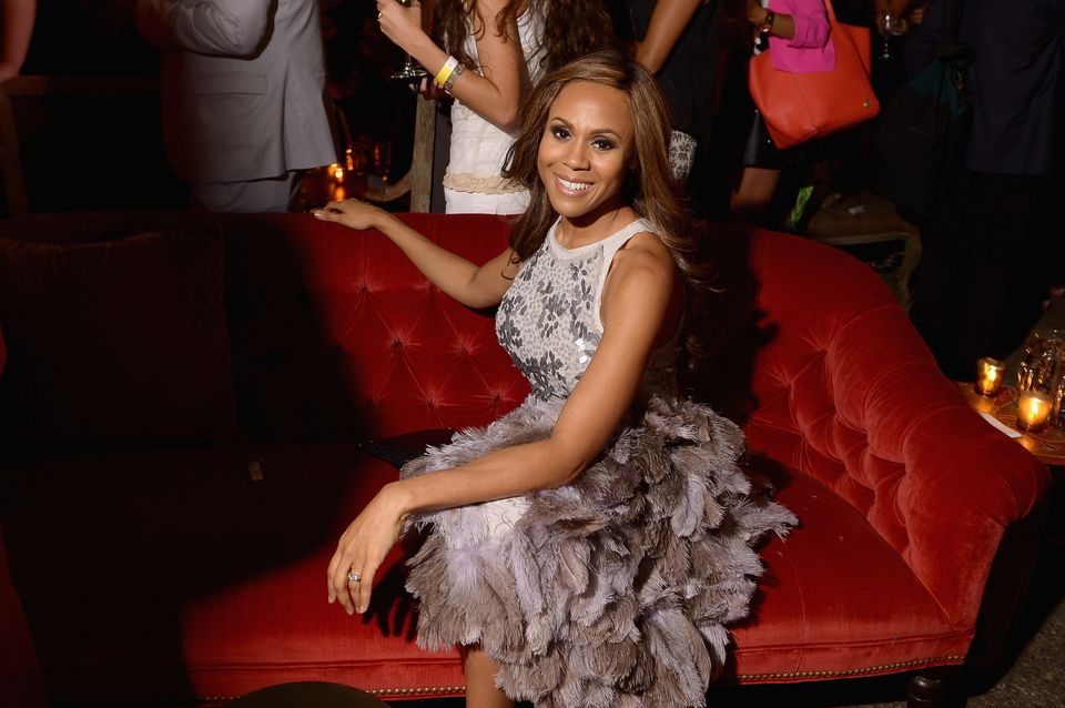 NEW YORK, NY - SEPTEMBER 04:  Singer Deborah Cox attends the HBO Boardwalk Empire Fashion Fete with June Ambrose at Houston H