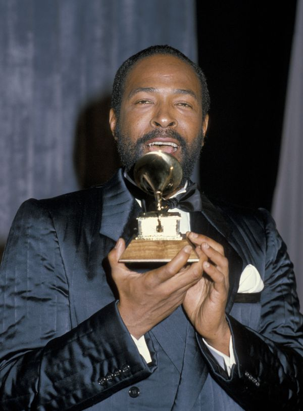 Marvin Gaye (Photo by Ron Galella/WireImage)