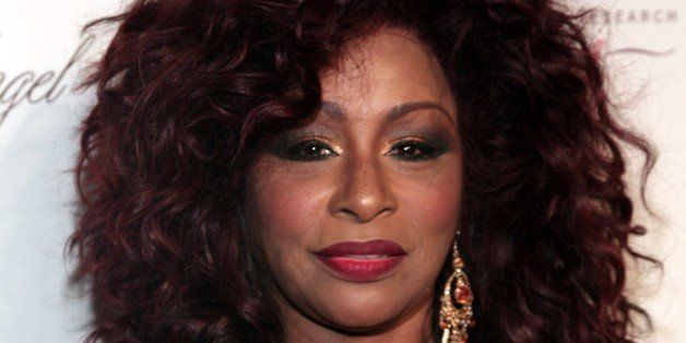 Recording artist Chaka Khan attends Angel Ball 2013 on Tuesday, Oct. 29, 2013 in New York. (Photo by Andy Kropa/Invision/AP)