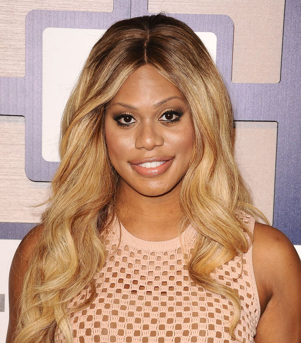 BEVERLY HILLS, CA - FEBRUARY 19:  Actress Laverne Cox attends the 8th annual ESSENCE Black Women In Hollywood luncheon at the