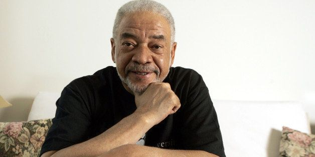 Bill Withers poses in his office in Beverly Hills, Calif., Wednesday, June 21, 2006. The 67-year-old singer-songwriter will b