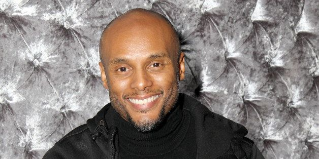 LOS ANGELES, CA - FEBRUARY 23:  R&B artist Kenny Lattimore attends TV One's 'Hello Beautiful Interludes Live' featuring NeYo