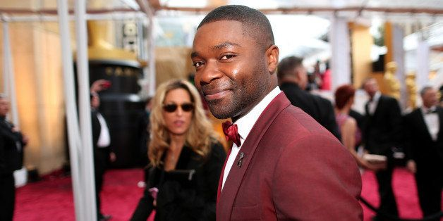 HOLLYWOOD, CA - FEBRUARY 22: Actor David Oyelowo attends the 87th Annual Academy Awards at Hollywood & Highland Center on Feb