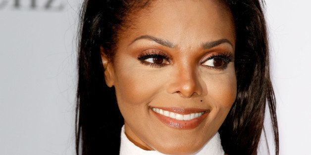 CAP D'ANTIBES, FRANCE - MAY 24:  Janet Jackson arrives at the 2012 amfAR's Cinema Against AIDS during the 65th Annual Cannes