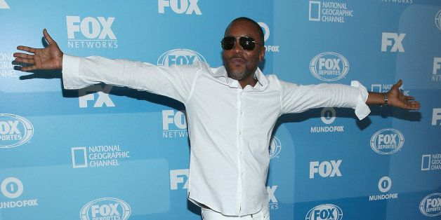 NEW YORK, NY - MAY 11:  Lee Daniels attends the 2015 FOX programming presentation at Wollman Rink in Central Park on May 11,