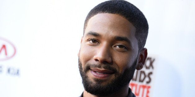 Jussie Smollett arrives at the 16th Annual Heroes In The Struggle Gala on Thursday, June 18, 2015, in Los Angeles. (Photo by