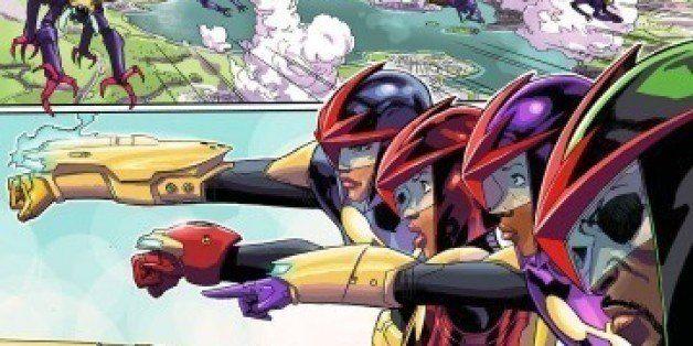 The Black Family In Comics Marvels Infinite Gauntlet Huffpost