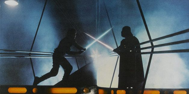 Star Wars: Episode V - The Empire Strikes Back Jumbo Lobby Card