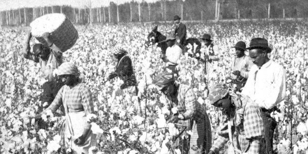Visiting a Plantation but No Mention of Slaves