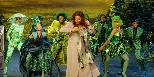 Why Black Twitter Didn't Hate the Music From The Wiz Live