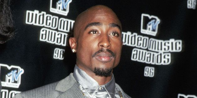 Tupac Shakur at the Radio City Music Hall in New York City, New York (Photo by Ron Galella/WireImage)