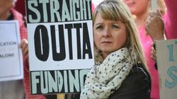 'Straight Outta Funding': Thousands Of Headteachers March Against