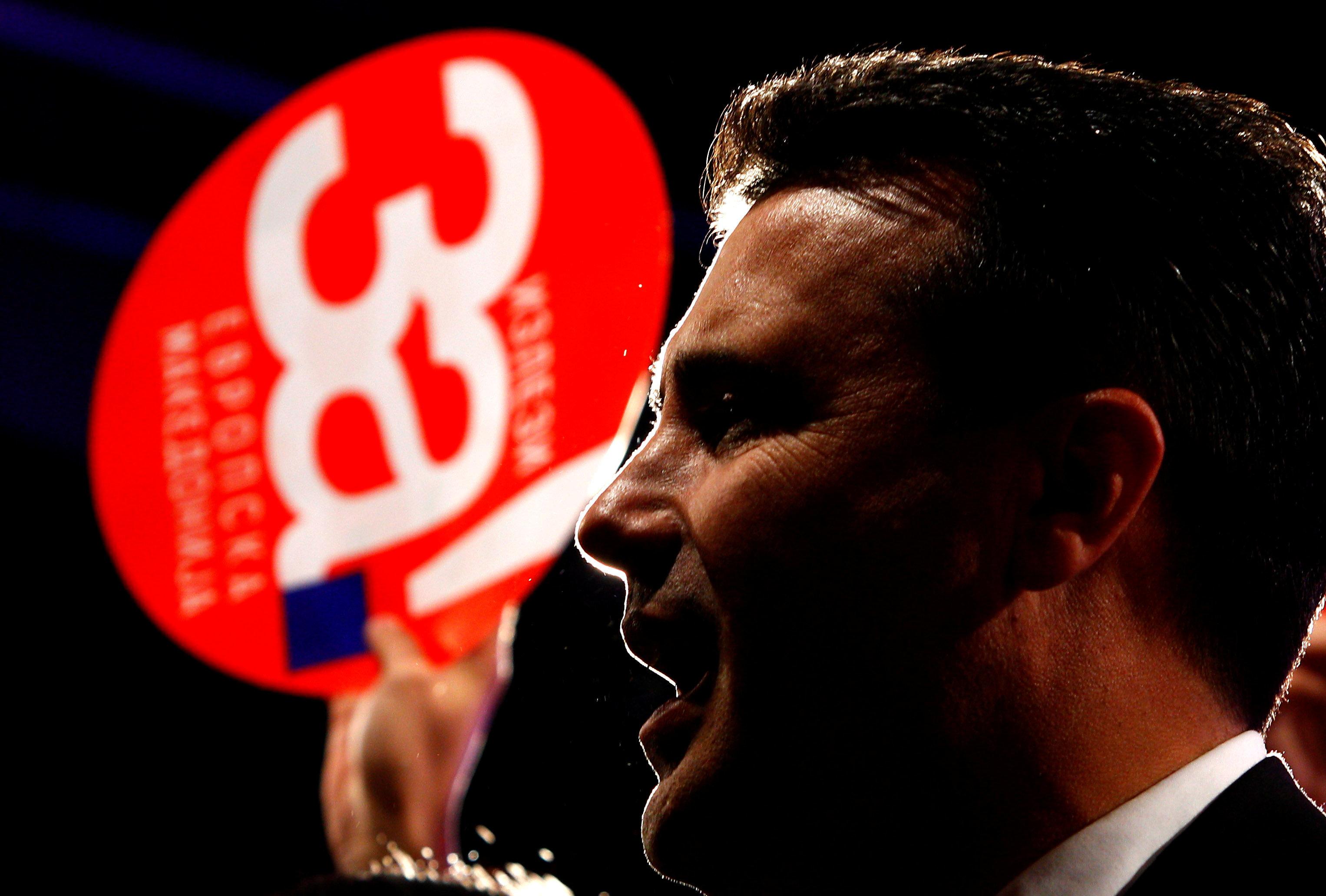 Αισιοδοξία Ζάεφ για το δημοψήφισμα: «Η αποτυχία δεν είναι