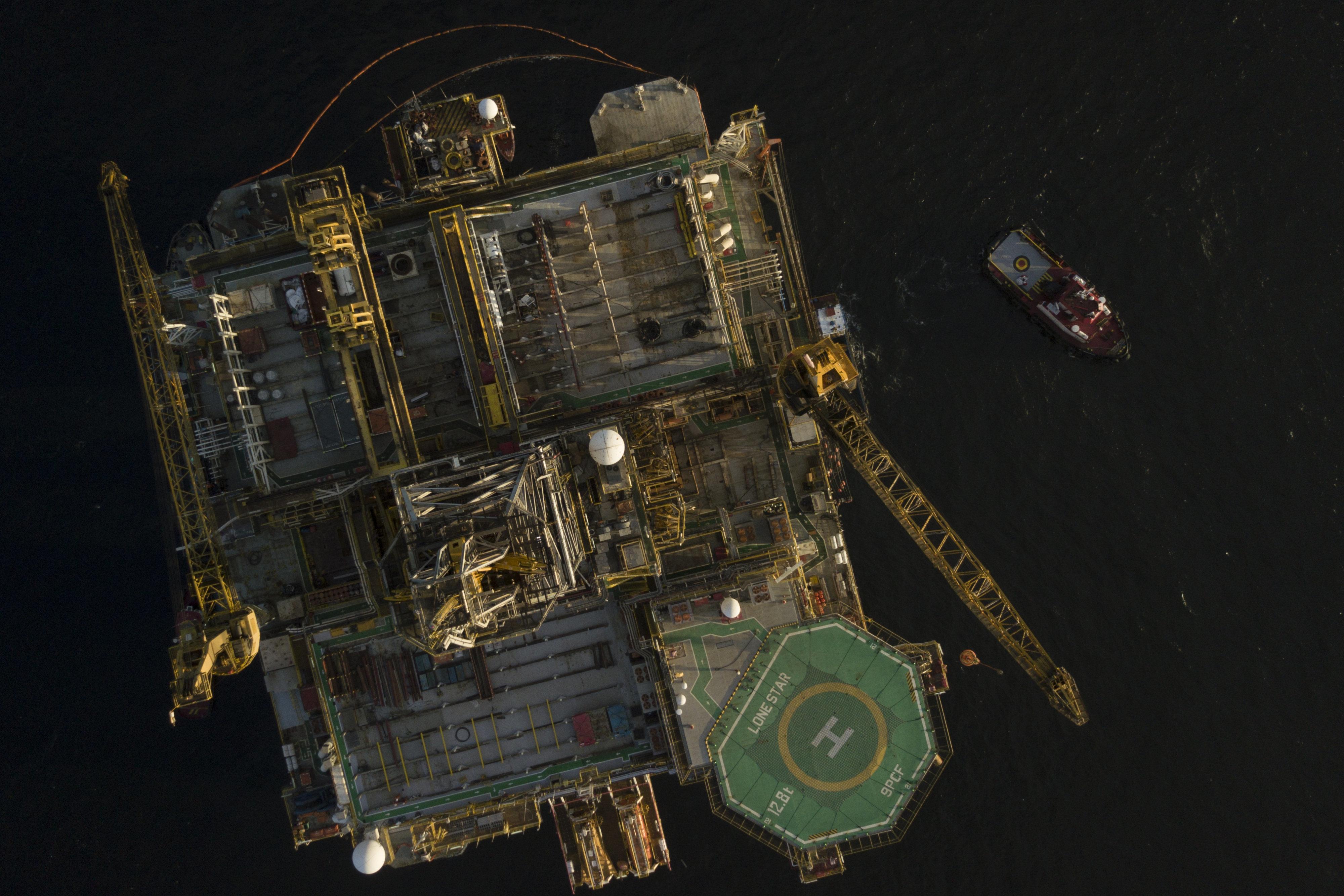 Exxonmobil: Να πως γίνεται η έρευνα για κοιτάσματα πετρελαίου και φυσικού