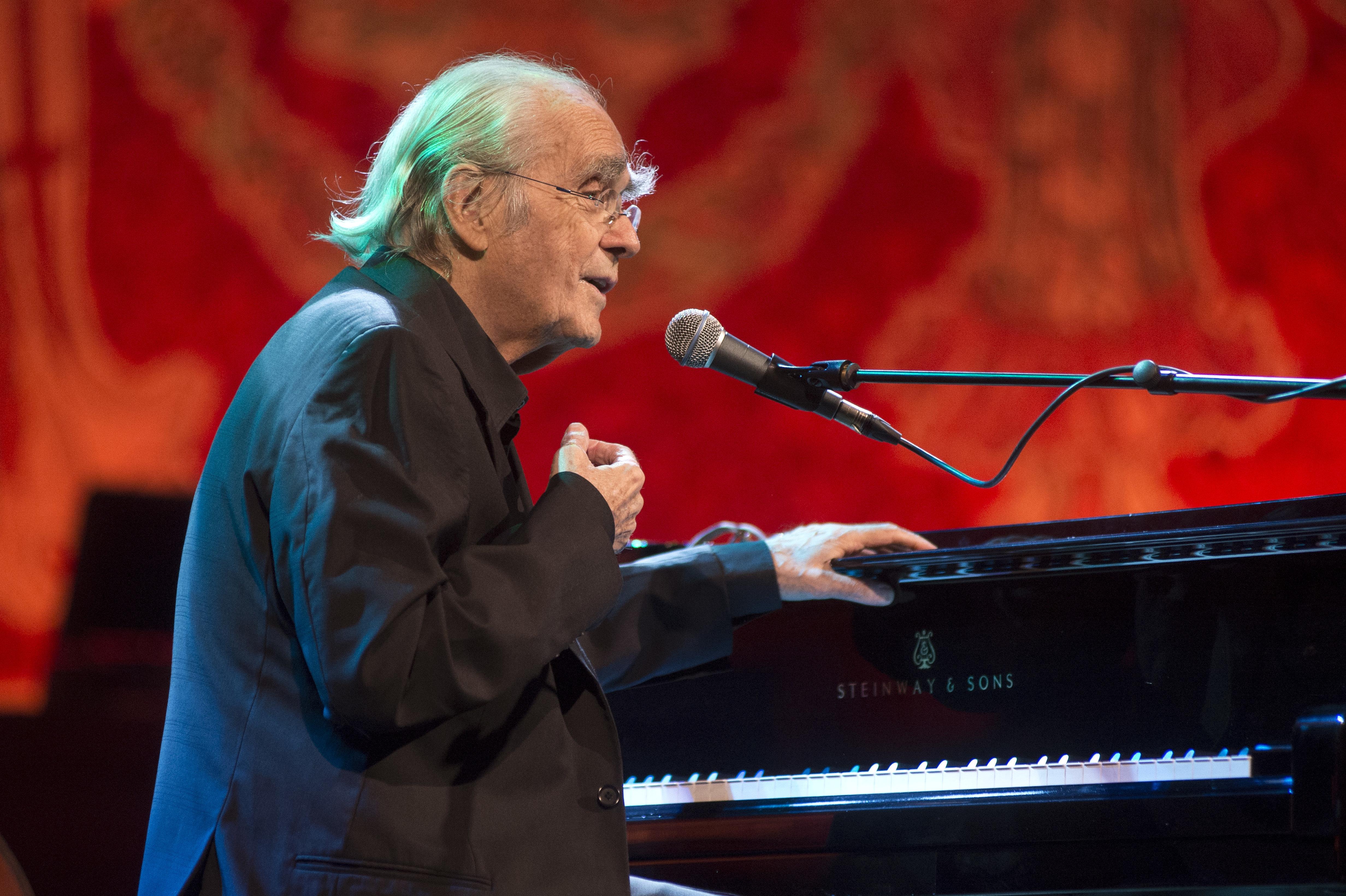 Αναβάλλεται η συναυλία του Michel Legrand στο Ηρώδειο λόγω