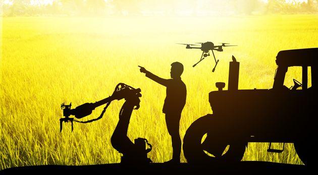 Γεωργία 4.0 και φάρμες- ρομπότ: Η «έξυπνη» γεωργία στη Βραδιά Ερευνητή 2018 από το