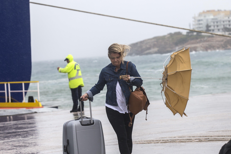 Πώς θα προστατευθούμε από το μεσογειακό κυκλώνα. Οδηγίες της ΓΓ Πολιτικής