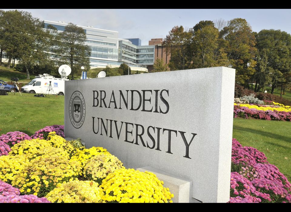 With a vibrant streak of progressive activism dating back several decades, Brandeis students are known for setting the bar hi