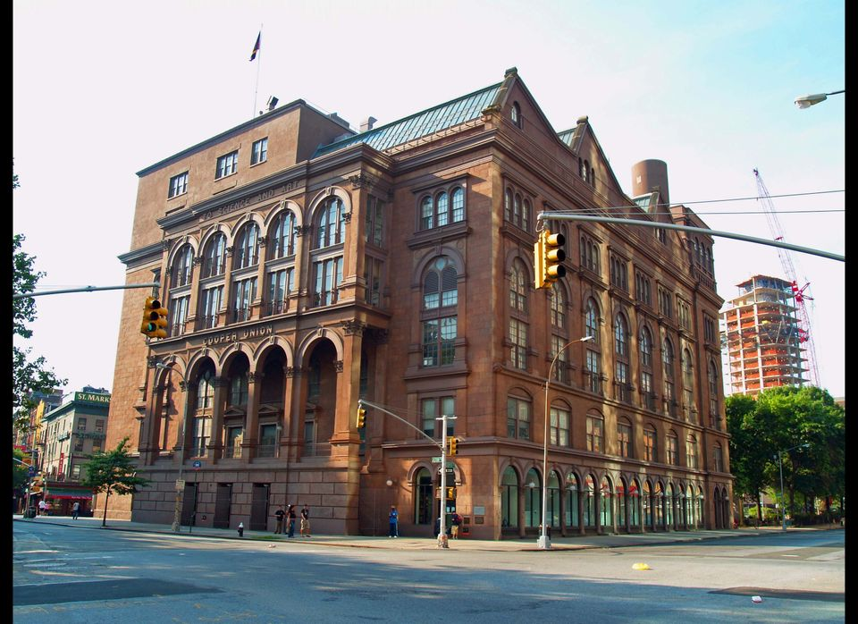 The New York City arts school has covered tuition-related costs for students since it opened in 1859. The school's president