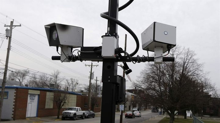 Traffic cameras in Elmwood Place, Ohio, were removed after the state Legislature put up roadblocks to enforcement. The Ohio S