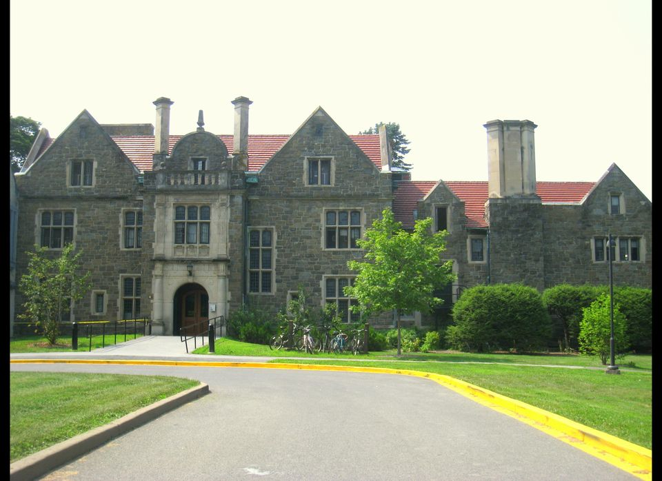 Bard College can be found in Annandale-on-Hudson New York. Members of the rock band Steely Dan attended the school in the lat