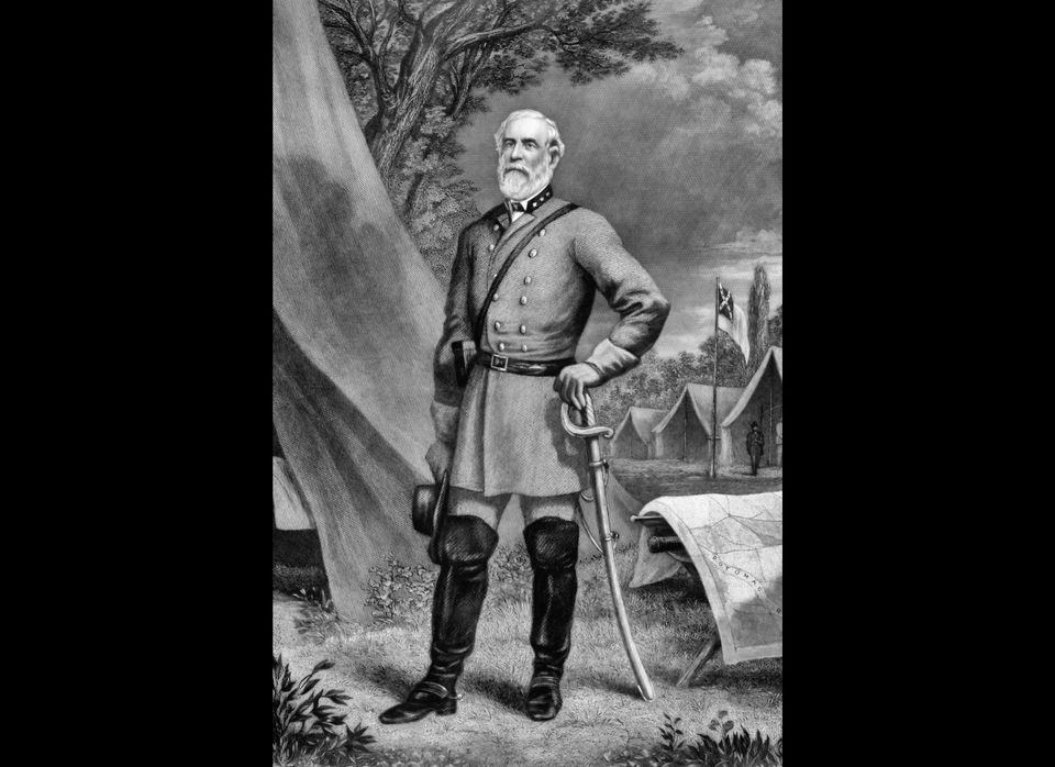 Records show that the first man to streak in America  was Washington and Lee student George William Crump in 1804. The school