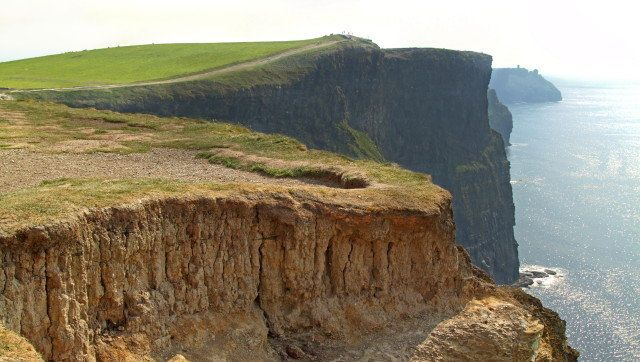 the cliffs of moher  ireland ...