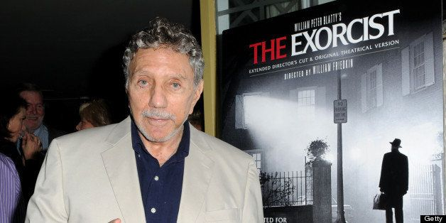 NEW YORK - SEPTEMBER 29:  Writer/Producer William Peter Blatty attends the special screening of 'The Exorcist Extended Direct