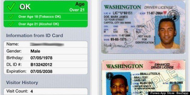 BarZapp Will Spot Your Fake ID | HuffPost