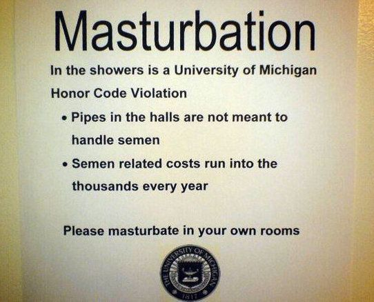 How do i masturbate in the shower