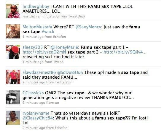 FAMU orgie
