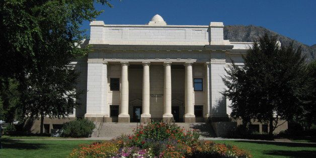 The Maeser Building, also known as the MSRB, is a building that houses classrooms, administrative offices, and an assembly ha