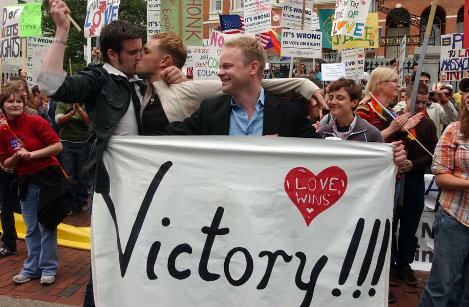 "Massachusetts <a href=""https://www.huffpost.com/entry/massachusetts-gay-marriage_n_4288726"" target=""_blank"">became the first"